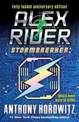 Stormrider Alex Rider Book Anthony Horowitz